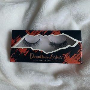 Dauntless Lashes triple threat false lashes